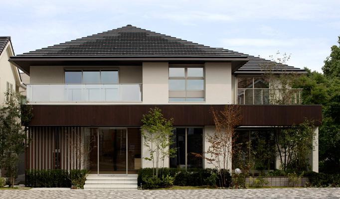 和・モダン住宅イメージ