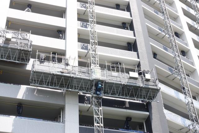 大型建物の修繕工事は細田建設へ